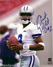 ANTHONY WRIGHT AUTOGRAPHED SIGNED PHOTO DALLAS COWBOYS WITH HOLOGRAMED CERT