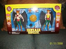 DC Direct Silver Age Hawkman and Hawkgirl Gift Set