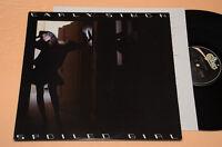 CARLY SIMON LP SPOILED GIRL ORIGINAL PRESS+INNER TESTI AUDIOFILI TOP EX+