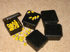 5 tubs of PROMETHEUS high velocity .22 Hunting Air Rifle Pellets: