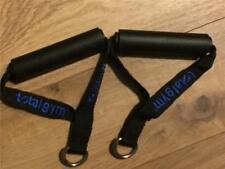 Total Gym Web Handles Dark Blue Lettering