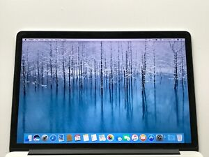 """Genuine Screen Display Assembly for Macbook Pro 15"""" A1398 Late 2013 Mid 2014"""