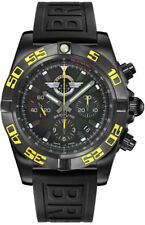 MB01109P/BD48-153S | NEW BREITLING CHRONOMAT 44 BLACKSTEEL LIMITED EDITION WATCH