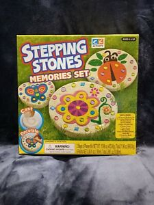 CK Activity Stepping Stones Kit Memories Set Kids Ages 6+ NEW Sealed