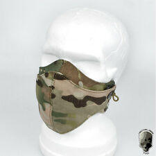TMC Cordura Half Face Mask Protective Tactical Gear Strechable Multicam TMC0837