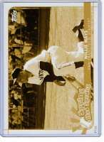 Willie Mays 2020 Topps Opening Day Spring has Sprung 5x7 Gold #SHS-5 /10 Giants