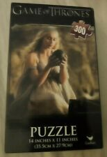 Game of Thrones 300 piece puzzle Official HBO product 14x11 Daenerys dragon egg
