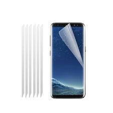 DOT.™ Samsung Galaxy S8 Film Shield Screen Protector Guard FULL COVER [6PK]