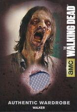 CRYPTOZOIC THE WALKING DEAD SEASON 4 WARDROBE CARD WALKER #M34