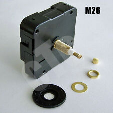 """Make a Large 24""""+ Clock w/ 12"""" Hands & High Torque  Motor for dials up to 1/2"""""""