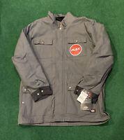 NWT Dickies Flex Work Jacket Size XL Sanded Duck Coat Gray