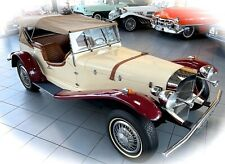 *MAKELLOS SCHÖN* Mercedes SSK Roadster 1929 Gazelle Pinto im Oldtimer Museum