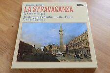 VIVALDI La Stravaganza 12 concerti Academy MARRINER 2LP caja Decca 6.35279