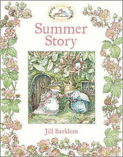 Summer Story (Brambly Hedge), Barklem, Jill, New Book
