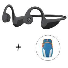 New listing Lightweight Bluetooth Stereo Sport Bone Conduction Headphones W/Mic
