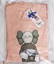 KAWS x Uniqlo Companion Tee Pink Size XS (SOLD OUT IN UNIQLO)