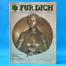 DDR for you 12/1985 Storkow Jueterbog DEFA Baku Baker von Arnim Skirt Blouse Fashion