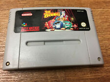 The Brainies SNES PAL Cart Only, FREE UK POSTAGE