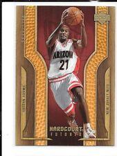 2006-07 Upper Deck Hardcourt Futures Hassan Adams #134 #'d 1688/1750 Nets