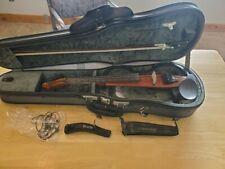 YAMAHA SV-100 Silent Violin Made In Japan 1990's MIJ Brown FREE SHIPPING