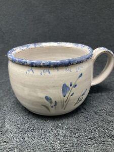 Owens pottery large mug seagrove NC