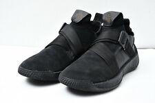 Adidas Harden Vol. 2 Leather BASKETBALL Black Athletic Sport Shoes Mens Sz 11