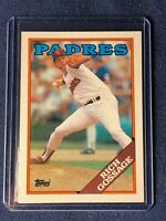 1988 Topps RICH GOSSAGE Baseball Card #170 San Diego Padres MINT Free Shipping!