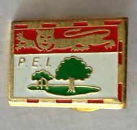 New Brunswick P.E.I. Small Pin Badge Rare Vintage (H9)