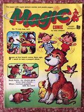 MAGIC COMIC NO.75. 2 JULY 1977 With KORKY THE CAT'S NEPHEW COPYCAT. VFN.