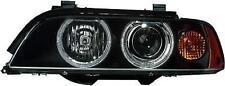 Scheinwerfer XENON Links BMW 5 Serie E39 00-03 HELLA D2S+H7 für reg