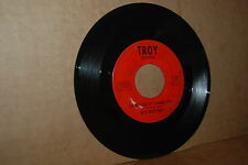 AZIE MORTIMER: UNTOUCHED BY HUMAN LOVE; TROY 105 VG++ NORTHERN SOUL 45 RPM