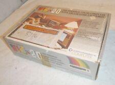 Commodore Vic-20 Computer In Box - Vintage
