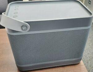 B&O Beolit 17 by Bang & Olufsen Wireless Bluetooth Speaker Gray