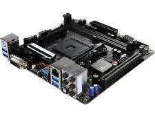 BIOSTAR X370GTN AM4 AMD X370 SATA 6Gb/s USB 3.1 HDMI Mini ITX AMD Motherboard