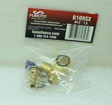 Fumoto B109SX 360 Degree Rotatable Motorcycle Quick Oil Drain Valve M12-1.5