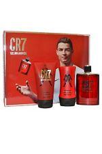 CR7 Cristiano Ronaldo EDT 100ml S / Gel 150mlA / Shave Bálsamo Hombre Fragancia