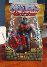 MOTU Classics Vultak On Card MOTUC He-Man