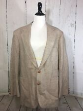 Nice!! Charles Klein Wool Mens Blazer Elbow Patches Made in USA