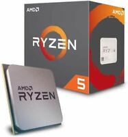 AMD Ryzen 5 2600 - 3.40 GHz Hexa Core (YD2600BBAFBOX) Processor