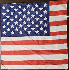 d5547938ced American Flag Bandana USA Stars Stripes United States Patriotic Biker  Headband