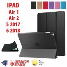 ETUI HOUSSE COQUE ipad Air 1, Air 2, ipad 6 2018, ipad 5 2017 etui smart cover