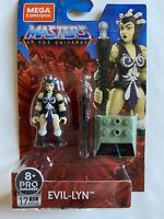 Evil Lyn Masters Of Universe Mega Construx 2020 Wave 2 Action Figure New in Box