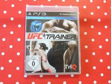 UFC Personal Trainer Playstation 3 PS3 in OVP- MOVE wird benötigt