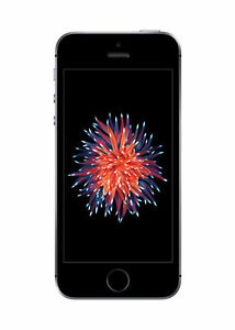 NEW Apple iPhone SE - 128GB - Space Gray - Unlocked - A1662 (CDMA + GSM)