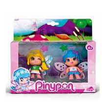 Pinypon Pack de 2 Figuras de Hadas. Famosa 700013365. Nuevo en caja.