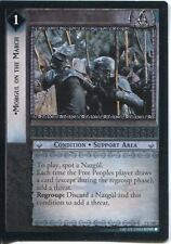 Lord Of The Rings CCG Card RotK 7.U195 Morgul On The March