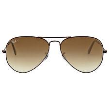 Ray-Ban Aviator Classic Brown Sunglasses
