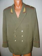 USSR Soviet army military daily jacket GENERAL 1 star Army ground forces 1980