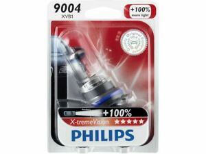 For 1986-1996 Ford Escort Headlight Bulb High Beam and Low Beam Philips 78217VC