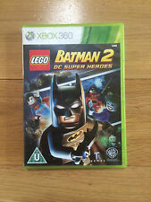 LEGO Batman 2: DC Super Heroes (No Manual) for Xbox 360